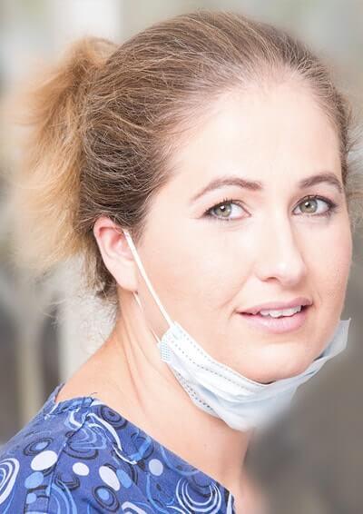 טל ברג מומחית לרפואת הפה