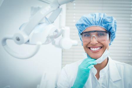 רופא שיניים בתקופת הקורונה